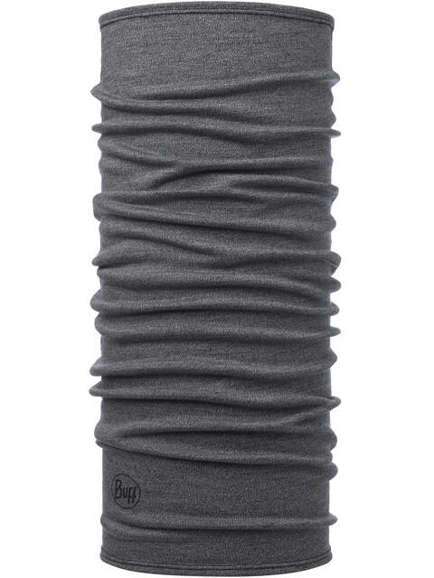 Buff Midweight Merino Wool Halsbedekking grijs